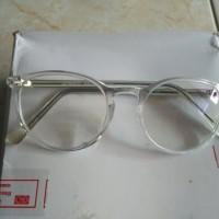 !765 kacamata anti radiasi handphone dan komputer trendy oval kaca 28d9f71e10