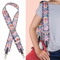 Tas Pundak Batik Pattern Strap Bag AP3404