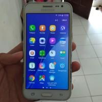 Samsung J2 Tahun 2016 Second