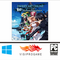 Sword Art Online Re Hollow Fragments Game Pc/laptop