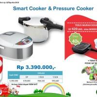 Vienta Smart Cooker & Pressure Cooker