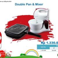 Vienta - Double Pan & Mixer