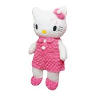 boneka hello kitty pink jumbo besar