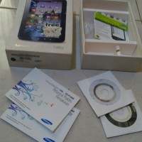 Second 082116094646 Tablet Samsung Galaxy Tab P1000 Lengkap Mulus
