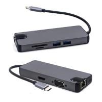 USB TYPE C TO HDMI LAN TYPE C SD CARD USB 3.0 HDMI VGA