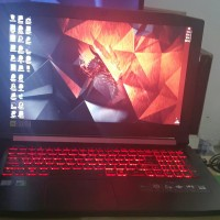 Laptop Gaming Acer Nitro 5 AN515-52-74F5 GTX 1060 i7 8750 Second