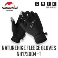 NH Outdoor Fleece Gloves NH17S004-T Grey