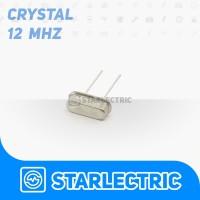 Crystal Oscillator Xtal 12 Mhz 12Mhz