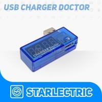 USB Charger Doctor Multimeter Multi Tester Pengukur Tegangan dan Arus