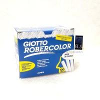 GIOTTO Robercolor BLACKBOARD CHALK - 100 PCS Kapur Putih