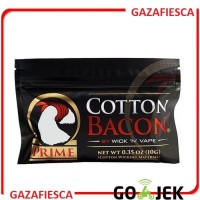 Cotton Bacon New Limited Edition PRIME 1pack Isi 10Strip Bukan Cellu
