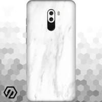 [EXACOAT] Pocophone F1 3M Skin / Garskin - Marble White