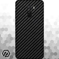 [EXACOAT] Pocophone F1 3M Skin / Garskin - Carbon Fiber Black