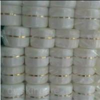 pot cream 12,5gr list gold | pot kosmetik