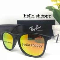 dbdd6e273de15 Kacamata Chris Black Doff Fire Lens Polarized   sunglasses