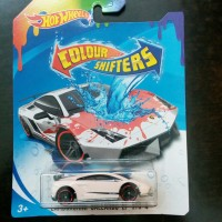 Hotwheels Colour Shifters Lamborghini Gallardo LP 570-4