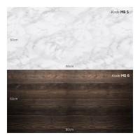 Alas Foto / Background Foto 3D 60cm x 80cm Marble / Marmer / Dark Wood