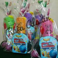 Souvenir ulang tahun / paket hemat souvenir / souvenir ultah anak