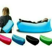 LAZY BAG LAMZAQ - AIR SOFA BED - sofa angin - sofa air - renang