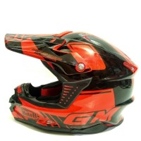GM Helm Super Cross Moto1 Trail Moto 1 Helm Full Face Trail Seri Cro