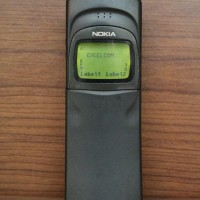 HP Handphone Nokia 8110 Pisang Jadul Jadoel Original Siap Pakai Mantap