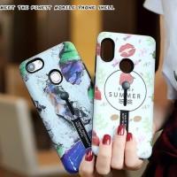 Hard Soft Flower Marble 5D Slim Casing Cover Case HP Oppo F1 Plus