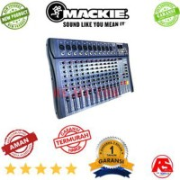 MIXING MIXER MACKIE SUPER SLIM 12 CHANNEL HD AUDIO Murah Berkualitas