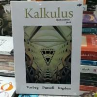 Buku - KALKULUS - Jilid 1 Edisi 9 - Purcell