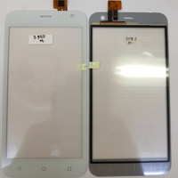 TOUCH SCREEN ADVAN S50D ORIGINAL WHITE TS KACA LAYAR HP
