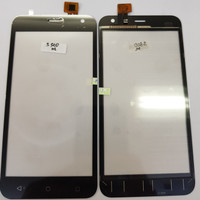 TOUCH SCREEN ADVAN S50D ORIGINAL BLACK TS KACA LAYAR HP