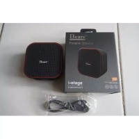 Speaker Bluetooth Portable Bcare Istage Garansi Resmi