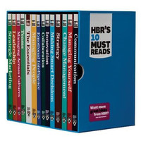 HBR's 10 Must Reads Ultimate Boxed Set (14 Books) (Business)