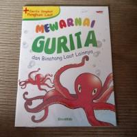 Harga Buku Mewarnai Gurita Disertai Terbaru Murah 2018 Demo Grabtag
