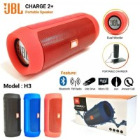 Speaker JBL Charge 2+ Portable Bluetooth Wireless Speaker Powerbank