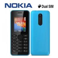 Nokia/nokia 108 hp 2 sim - Hitam