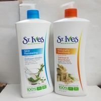 St Ives Body Lotion 621 ml USA