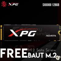 SSD Adata XPG SX6000 128GB M.2 - NVMe