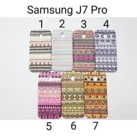 Case Glow Batik For Samsung J7Pro J730 / Softcase Samsung J7 pro 2017