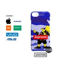 Harga case oppo a3s bart simpson dab army blue | Pembandingharga.com