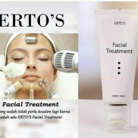 Facial Treatment ERTOS Original Bpom ( READY BANYAK )