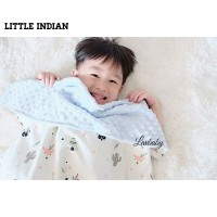 Cottonseeds Blanket selimut bayi cottonseed
