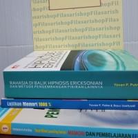 3 buku : Rahasia di balik hipnosis ercksonian, memori, & lejitkan