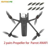 8 pcs Parrot ANAFI CW + CCW Propeller Blades accessories