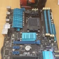 AMD FX 8350 + Asus M5A97