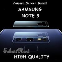 SAMSUNG NOTE 9 - Camera Screen Guard Glass Film Anti Gores Kamera 9TGC