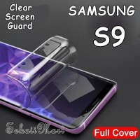 SAMSUNG S9 S 9 - ANTI GORES FULL LAYAR SCREEN GUARD BENING CLEAR 5AGD