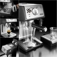 Delonghi ECP 35.31 mesin kopi Espresso, Cappucino dan Latte