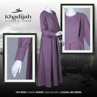 Gamis honey by khadijah indonesia