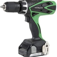 Bor Listrik Cordless Driver Drill 13mm Hitachi DV18DFL -Include PPN-