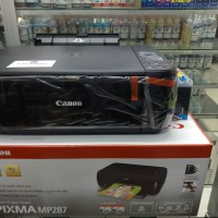 Printer Canon MP287 + infus